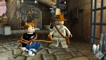 LEGO Indiana Jones 2: The Adventure Continues ������� ����� �������