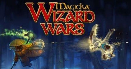 Скачать Magicka: Wizard Wars через торрент