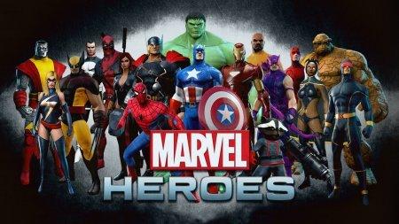 Marvel Heroes скачать через торрент
