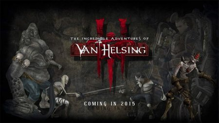 Скачать The Incredible Adventures of Van Helsing 3 через торрент