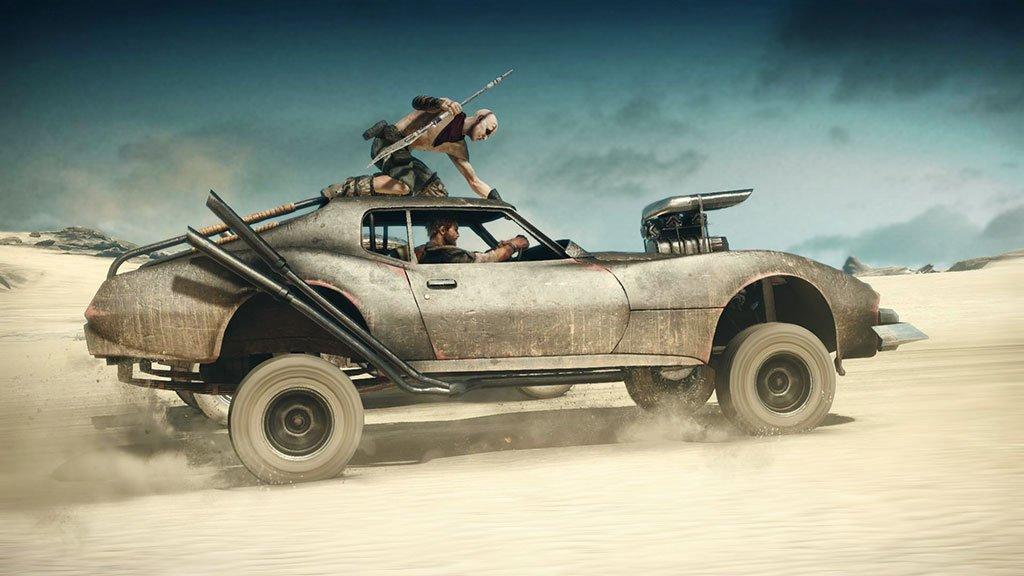 Игра Mad Max Скачать Торрент На Pc Механики 2015