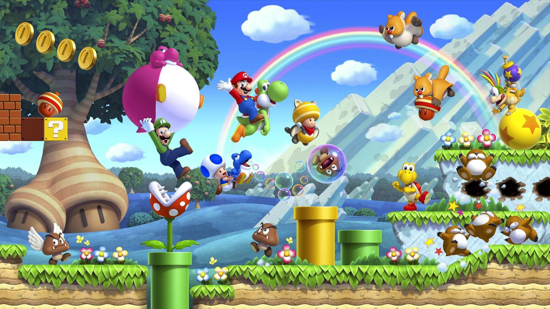 Марио скачать через торрент на пк