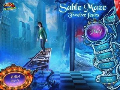 Скачать Sable Maze 4 Twelve Fears CE через торрент