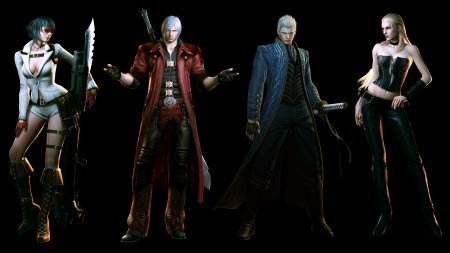 Devil May Cry 4 Special Edition ������� ����� �������