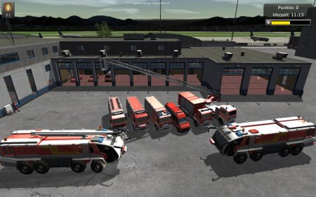 Airport Firefighters The Simulation ������� ����� �������