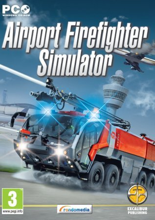 Airport Firefighters The Simulation скачать через