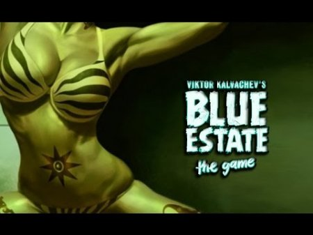 Blue Estate The Game ������� ����� �������
