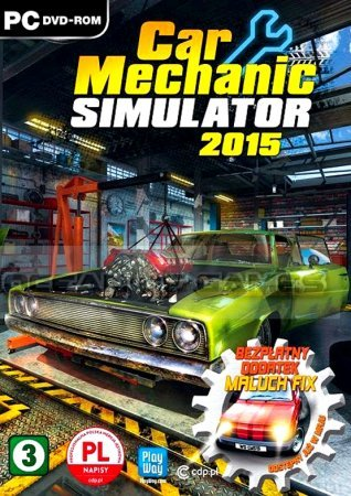 Скачать Car Mechanic Simulator 2015 для компьютера