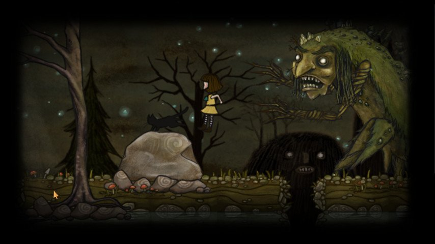 Fran Bow (2015) (Update 1 04.09.15)