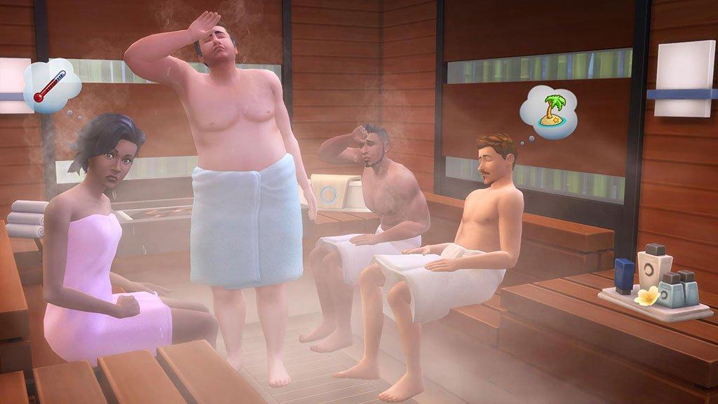 Sims 4 вампиры скачать торрент. Бесплатно пиратская версия игры.