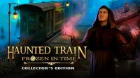 Скачать Haunted Train 2 Frozen In Time Collectors Edition для компьютера