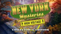New York Mysteries 2 High Voltage Collectors Edition скачать через торрент