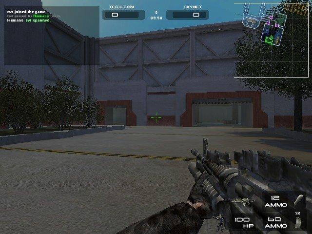 Скачать terminator 3: war of the machines для компьютера.