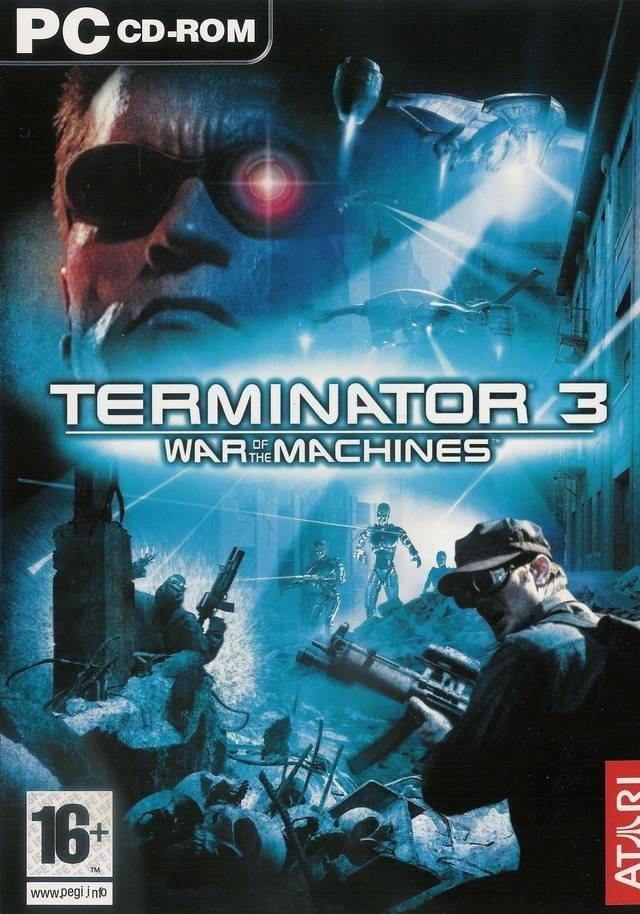скачать игру терминатор 3 через торрент бесплатно на компьютер на русском