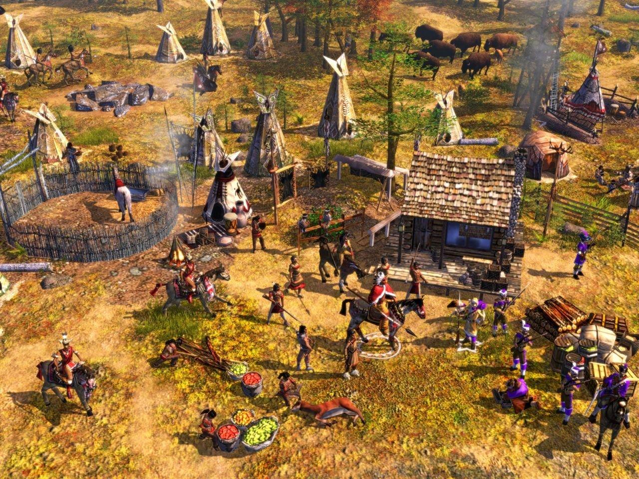 Age of empires 3 как сделать полный экран