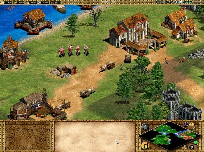 getfreevpn: Age of Empires - Conquerors играть …