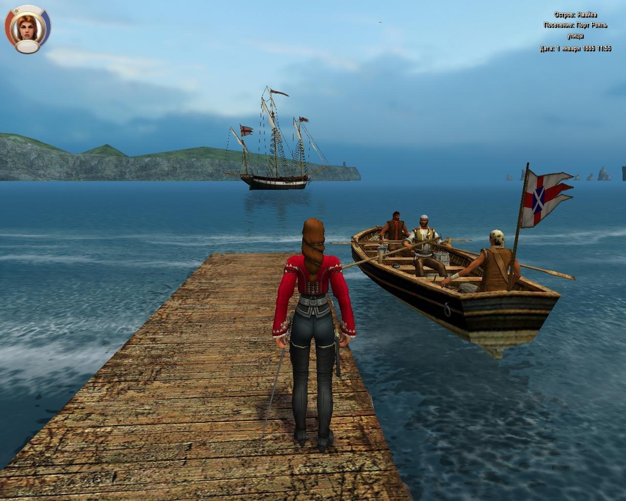 Корсары. Город потерянных кораблей скачать торрент.