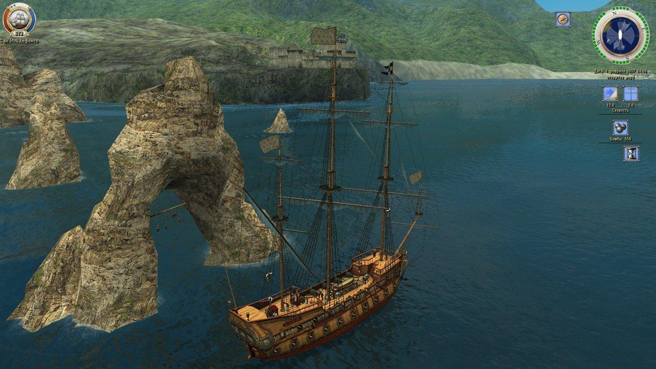 Экшен скачать торрент корсары: каждому своё / pirates odyssey: to.