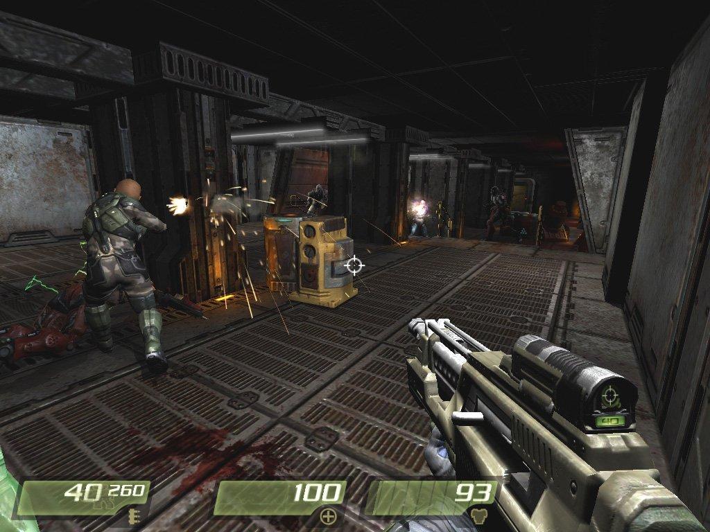 Quake 4 Скачать Торрент Pc
