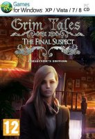 Grim Tales 8: The Final Suspect Collector's Edition