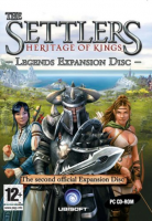 Скачать The Settlers: Heritage of Kings - Legends