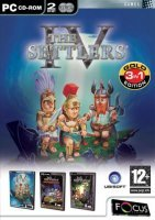 The Settlers IV Mission CD ������� ����� �������