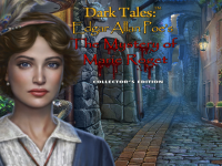 Скачать Dark Tales 7 Edgar Allan Poes The Mystery of Marie Roget Collectors Edition для компьютера