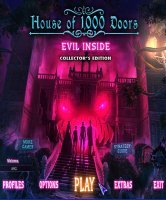 Скачать House of 1000 Doors Evil Inside Collectors Edition торрент
