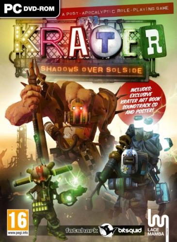 Krater (2012) скачать через торрент игру.