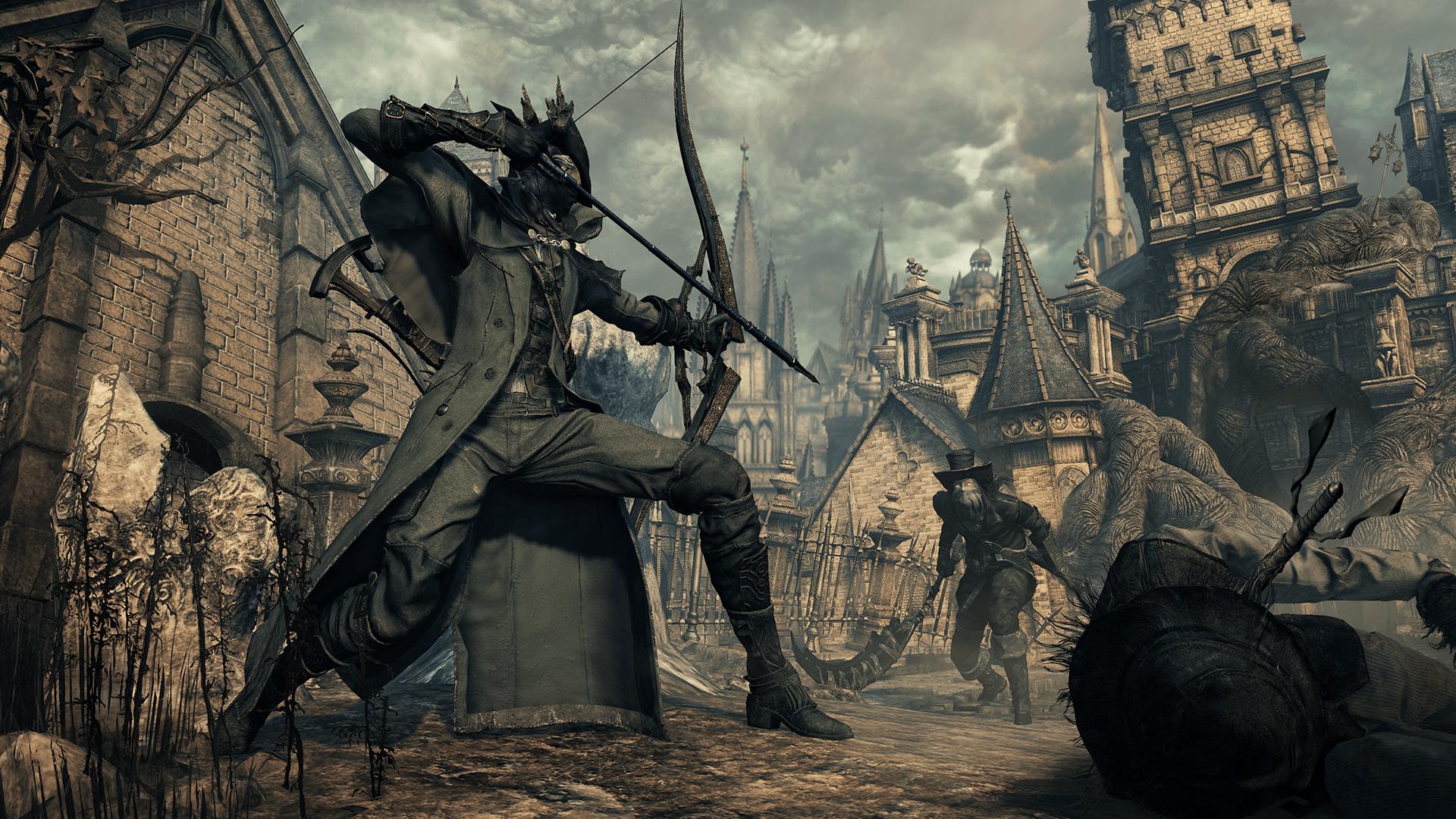 Bloodborne бладборн 2015 скачать торрент