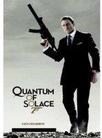 Джеймс Бонд 007: Квант милосердия (James Bond