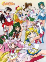 СейлорМун РПГ (Sailor Moon RPG, Сейлор Мун)