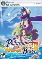 Phantom Brave PC: Digital Chroma Edition