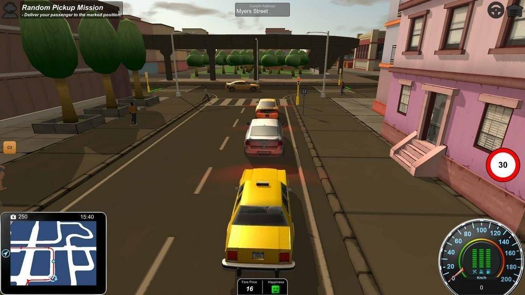 Скачать симулятор taxi 2017 через торрент