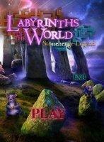 Лабиринты Мира 4: Легенда Стоунхенджа