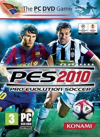 Pro evolution soccer 2010 free download « igggames.