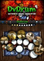 DvDrum, Ultimate Drum Simulator
