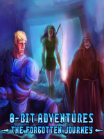 8-Bit Adventures: The Forgotten Journey