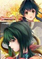 Dragon Essence - Color My World