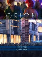 Orion: A Sci-Fi Visual Novel
