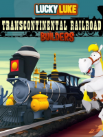Lucky Luke: Transcontinental Railroad Builders
